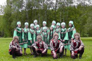 Образцовая танцевальная студия Ынархас