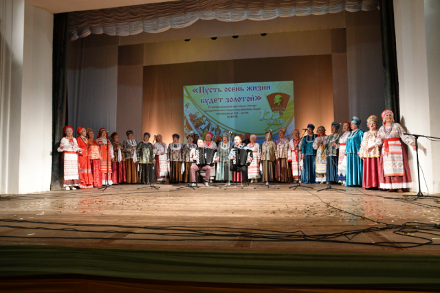 Сводный хор МО города Абакана