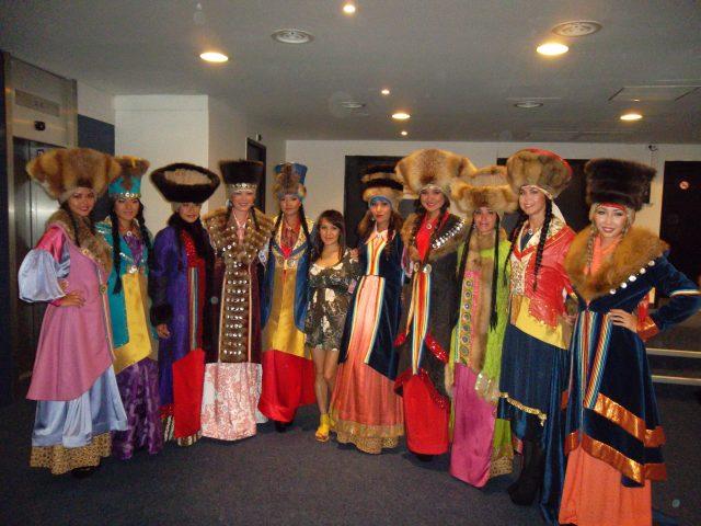 Хакасский народный театр моды «Алтыр»