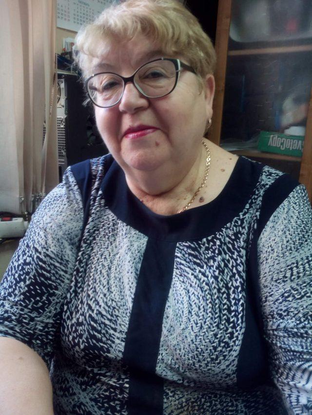 Людмила Константиновна Аникина