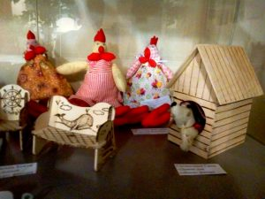 Выставка творческих работ детей с ограниченными возможностями здоровья «Мы всё можем»