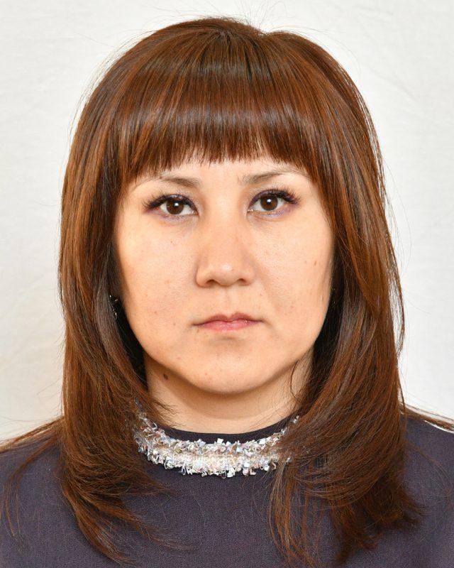 Виктория Владимировна Кунучакова